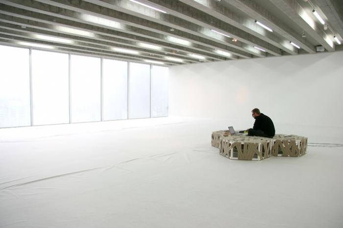 minimal exposition: jesper norda: the centre of silence (2009)