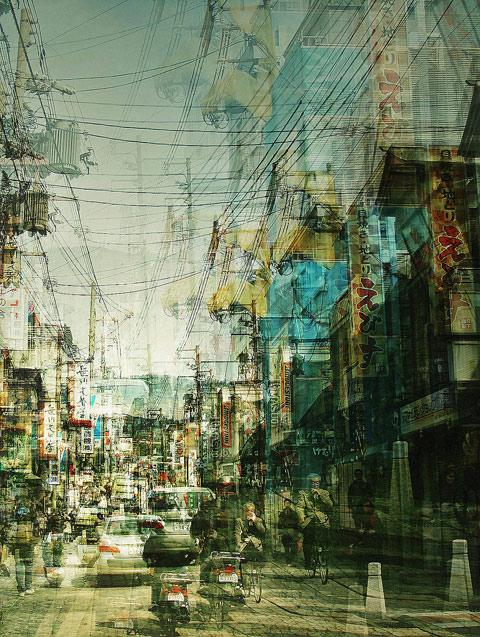 Multi-exposures of Japan by Stephanie Jung — Lost At E Minor: For creative people