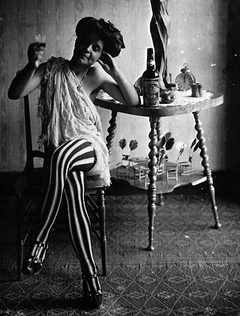 Photos of New Orleans prostitutes from 1912 — Lost At E Minor: For creative people