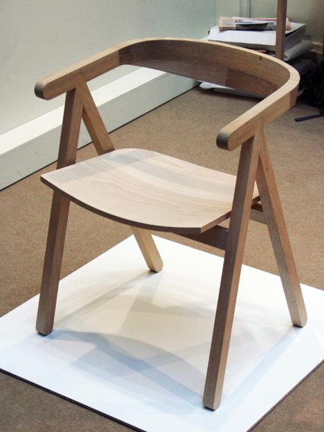 Salone Milan 2012: Good Woodwork by Rui Alves - Core77