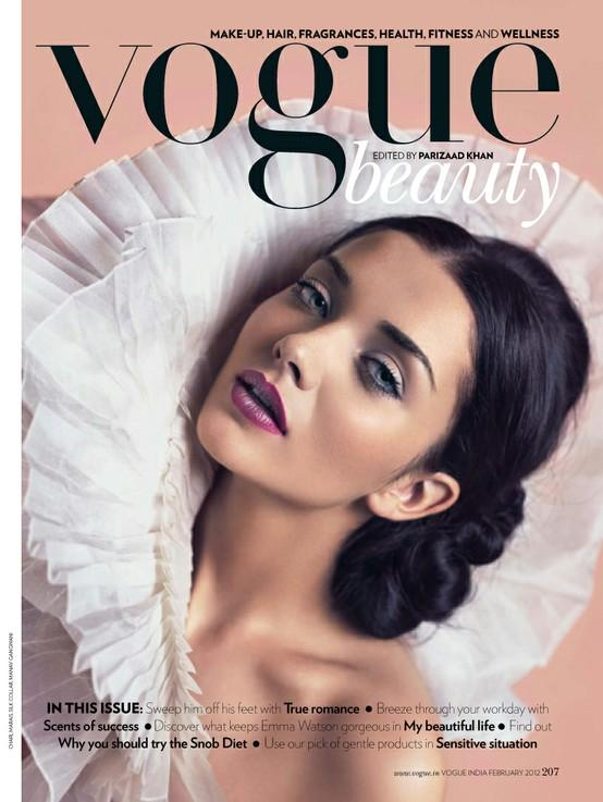 Editorial design / VOGUE India.