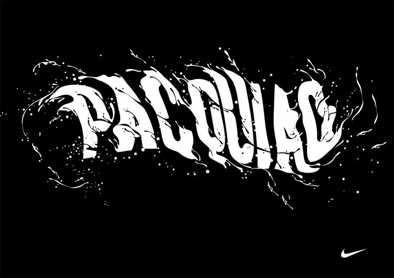 Nike Pacquiao Logo – Ilovedust – Illustrators & Artists Agents – Début Art