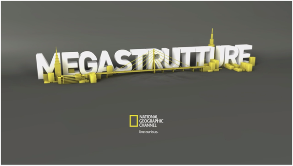 MEGASTRUCTURES on Motion Graphics Served