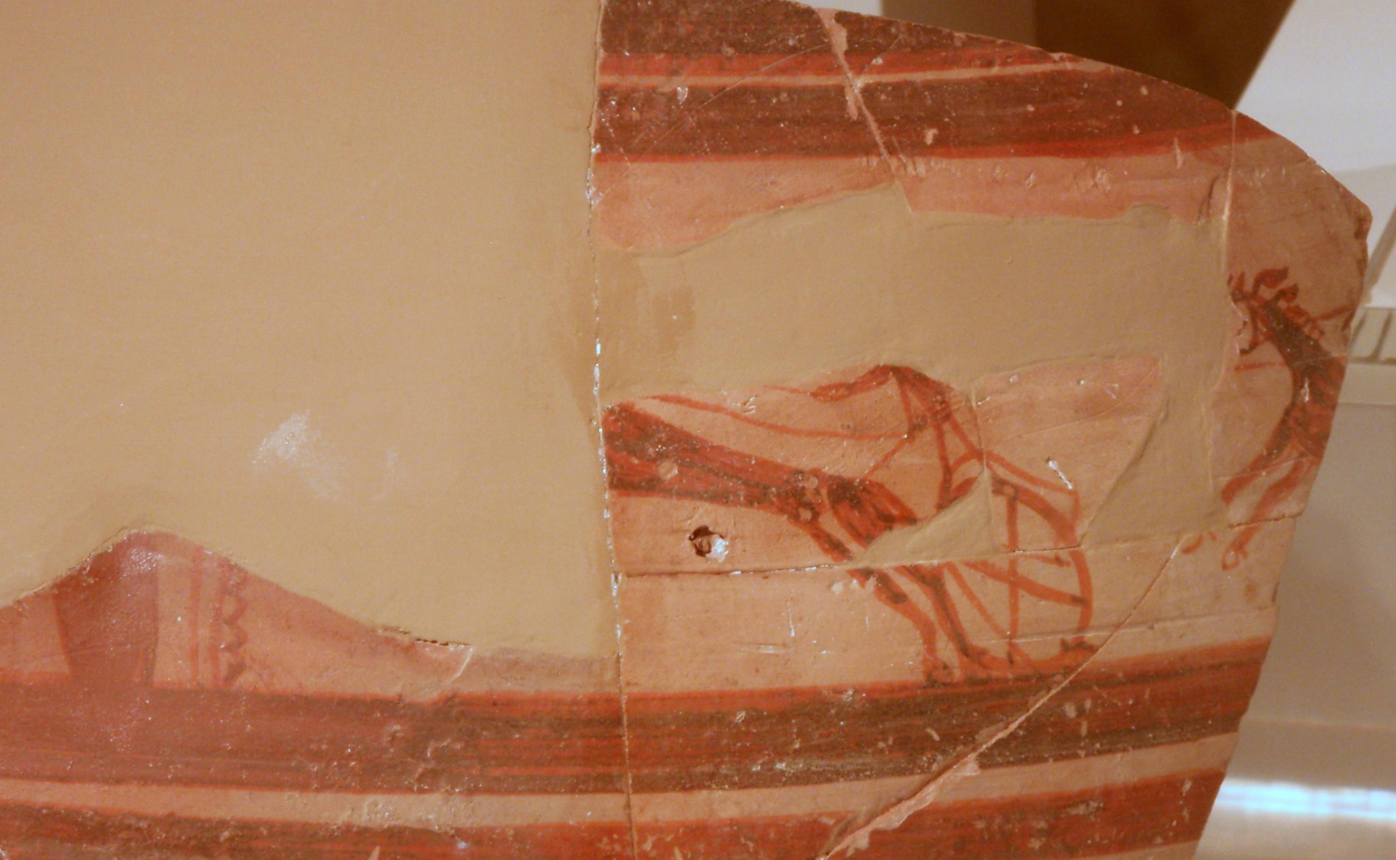 Toutes les tailles | Mycenaean chariot race | Flickr: partage de photos!