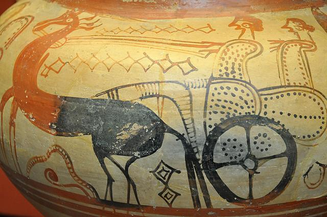 Mycenaean Pottery Krater | Flickr : partage de photos !