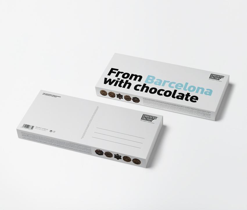 * Chocolat Factory ruiz+company