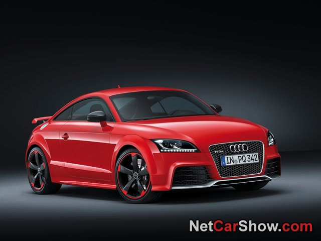 Audi TT RS plus wallpaper # 01 of 35, Front Angle, MY 2013, 800x600