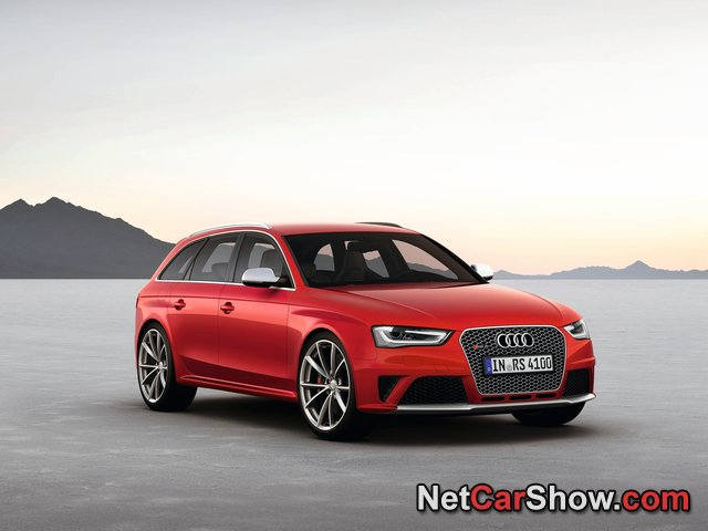 Audi RS4 Avant wallpaper # 02 of 49, Front Angle, MY 2013, 800x600