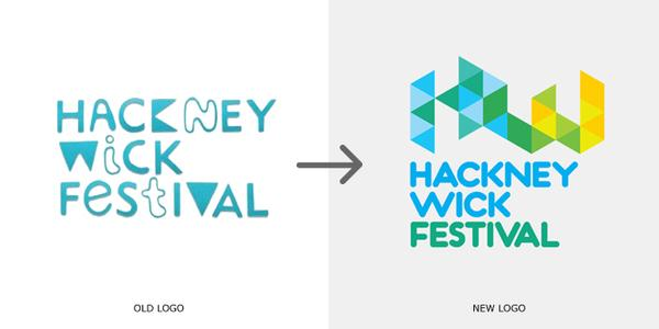 Hackney Wick Festival on Branding Served