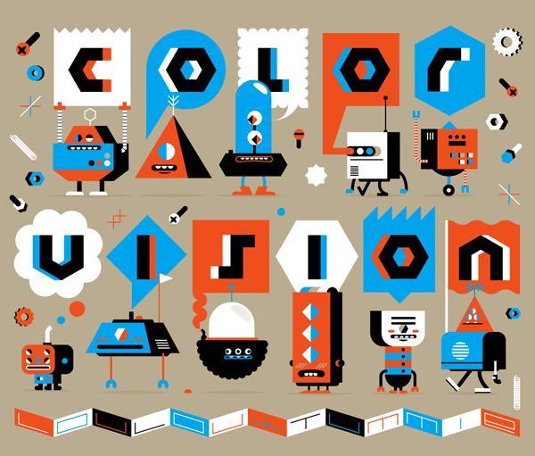 Colorvision Magazine « LouLou & Tummie