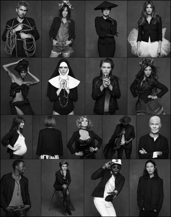 Chanel and The Little black Jacket | Trendland: Fashion Blog & Trend Magazine