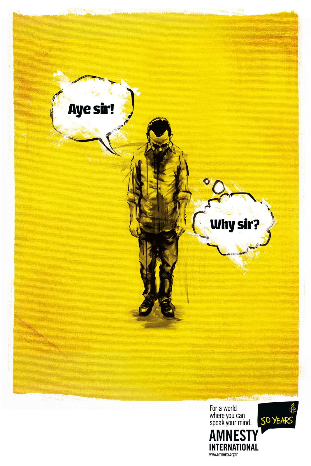 "Amnesty International: Employee | Ads of the Worldâ""¢"