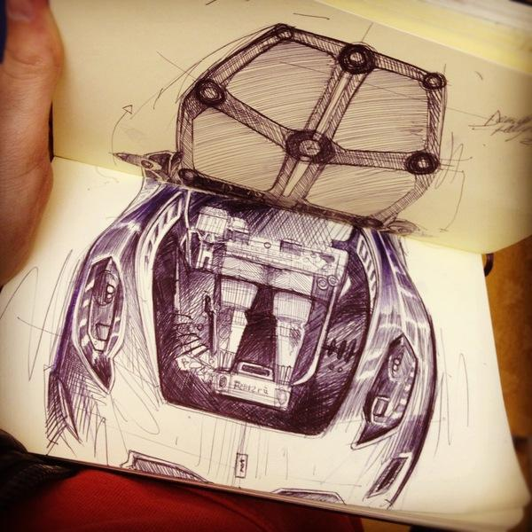 Automotive Design - My Sketch