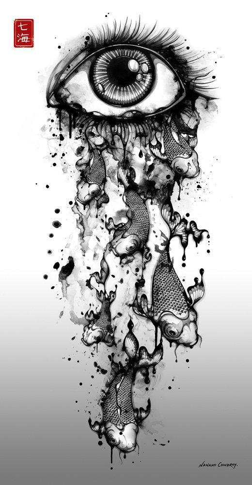 Nanami Cowdroy Illustrations » Design You Trust – Design Blog and Community