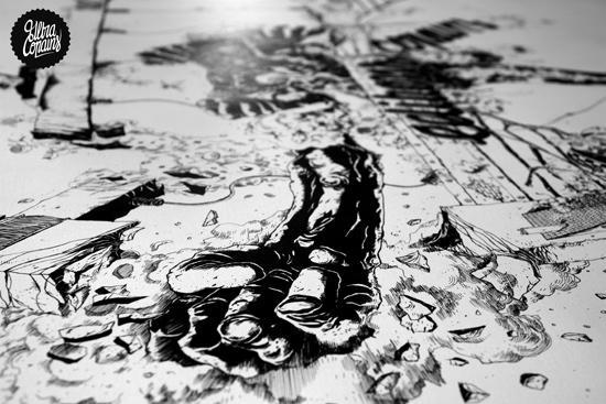 Ultra Copains Illustration | Fubiz™