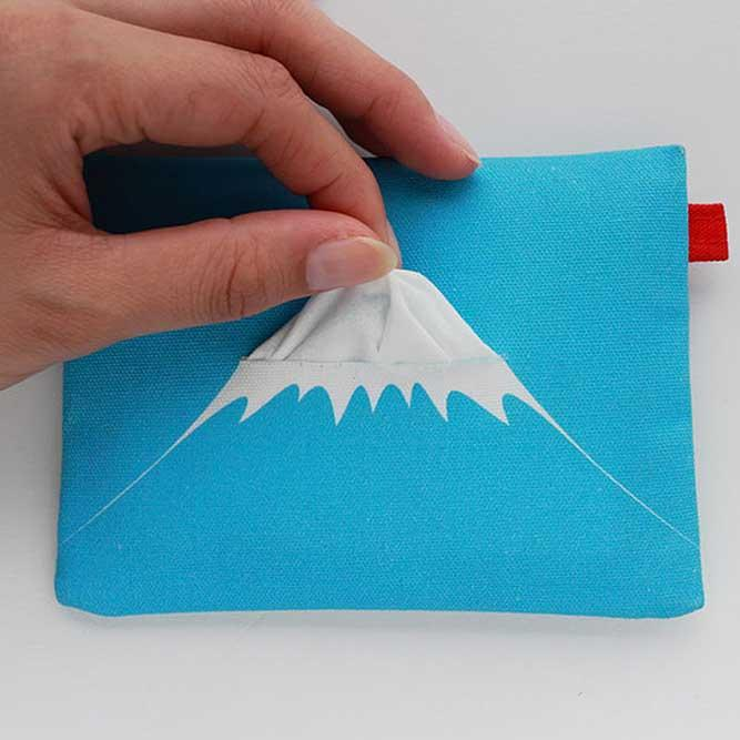 Sunday Inspiration #3: Mount Fuji Tissue Holder