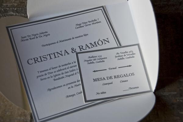 CRISTINA & RAMON