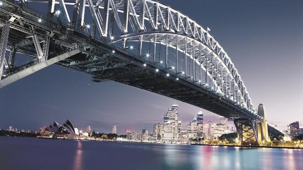 bridges,harbour bridges harbour sydney australia 1920x1080 wallpaper – Bridges Wallpaper – Free Desktop Wallpaper