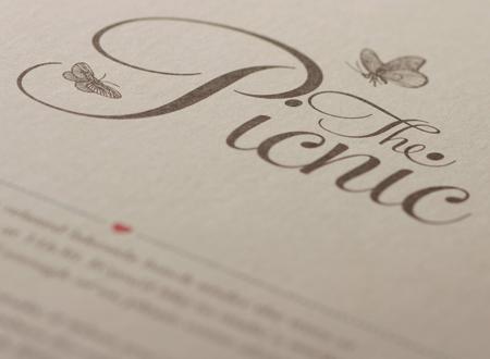 Graphic Design Portfolio - Invitation Design