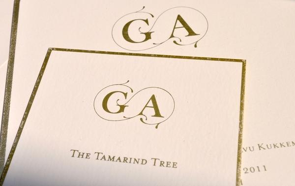 Branding | Wedding invitation