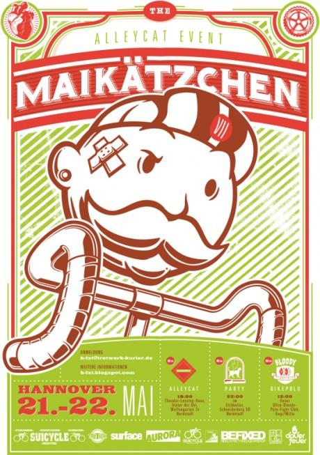 maikätzchen - Make Better Flyers - an inspiration source for flyer design
