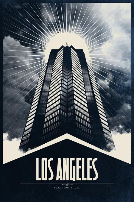 Giveaway: City Series Posters from Justin VanGenderen | Abduzeedo | Graphic Design Inspiration and Photoshop Tutorials