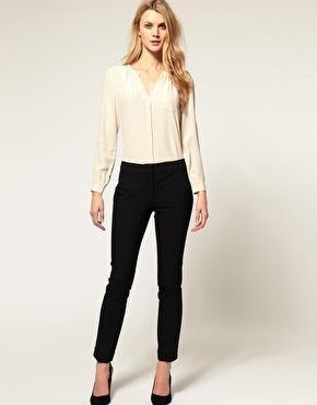 ASOS   ASOS Slim Trouser With Jet Pocket at ASOS