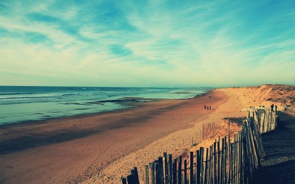 beach,France beach france dreamy seascapes filsru vende 2560x1600 wallpaper – Beaches Wallpaper – Free Desktop Wallpaper