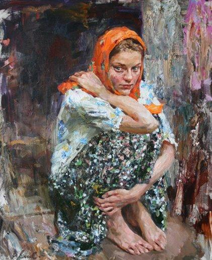 Artist:Vladimir Ezhakov