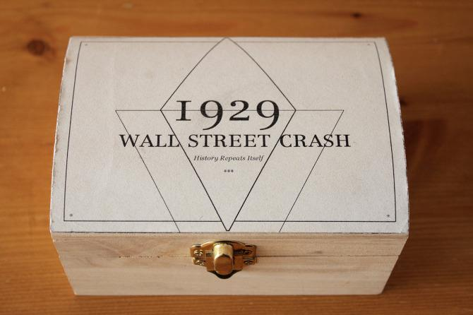 Wall Street Crash - DG DESIGN