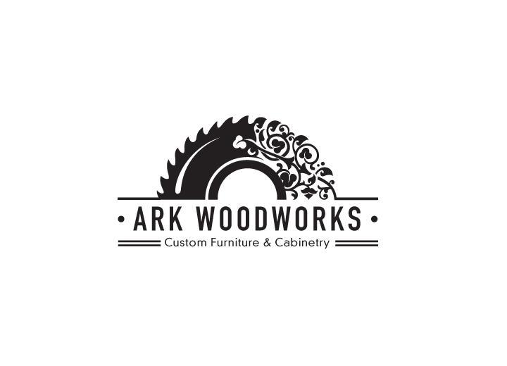 Ark Woodworks - Logos - Creattica