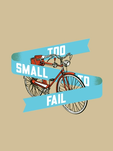 Designspiration — Too Small to Fail by Aesthetic Apparatus