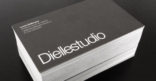 Diellestudio - Business Cards - Creattica