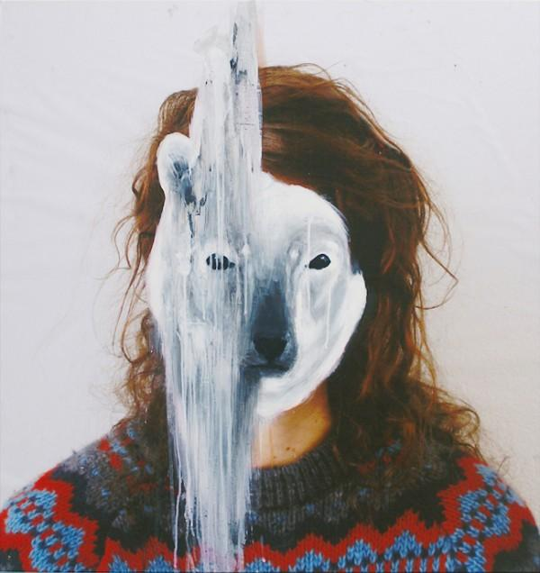 Charlotte Caron's Painted Animal Portraits | Trendland: Fashion Blog & Trend Magazine