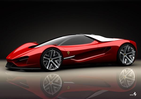 Ferrari Xezri