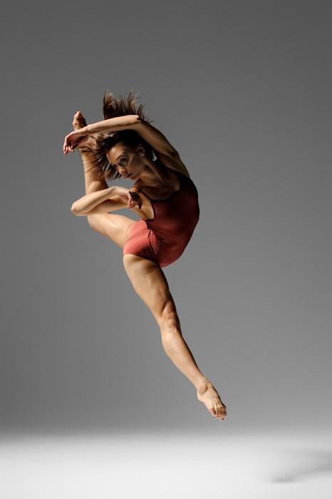 Dance / Ashley Werhun of the Trey McIntyre Project @Peddecord