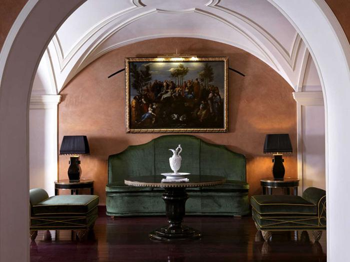 Grand Hotel Villa Cora – Florence @ ShockBlast