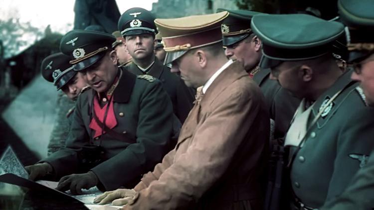 Rare WWII COLOR photos by Hugo Jaeger @ ShockBlast