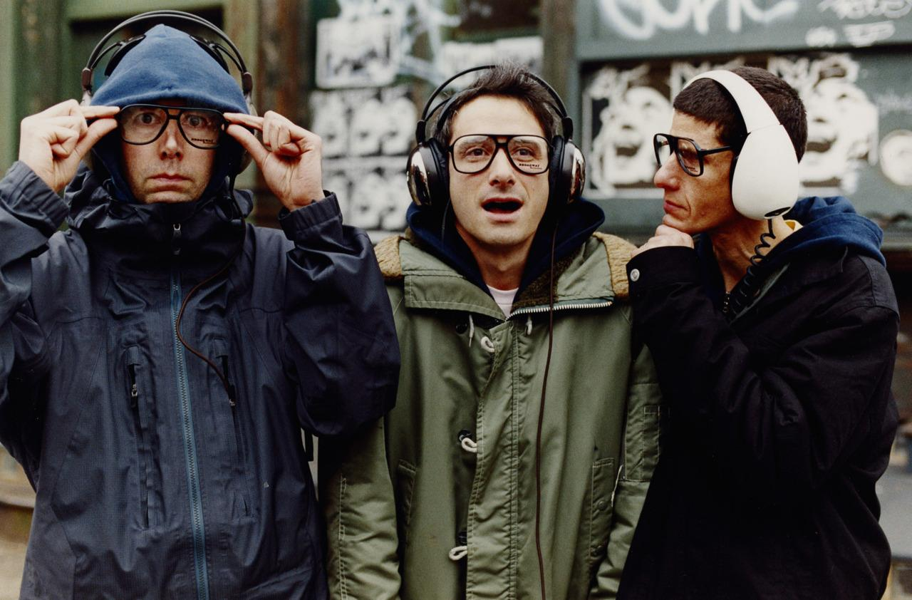 Terry Richardson x Beastie Boys in memory of MCA @ ShockBlast