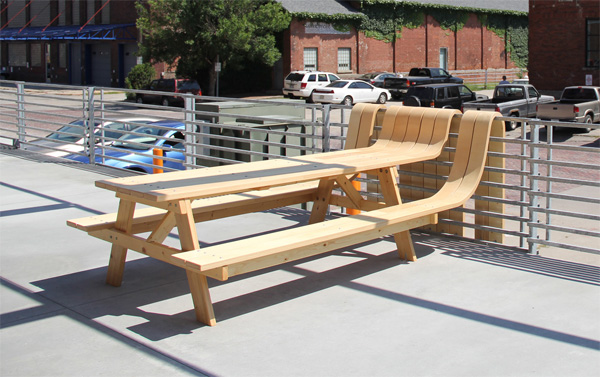 30 Adventurous Public Bench Designs | inspirationfeed.com