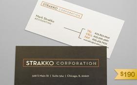Business Card Templates | Online Card Templates | Free Template Setup