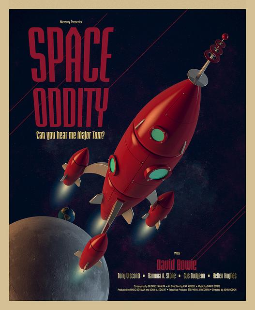 Space Oddity | Flickr - Photo Sharing!