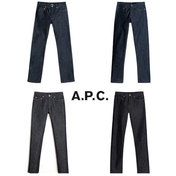 A.P.C. DENIM | KIOSK 78 30% VOUCHER PRE-SALE | fashionstealer