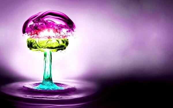 water,colorful water colorful purple splash nuclear explosions 3000x1875 wallpaper – Youtube Wallpaper – Free Desktop Wallpaper