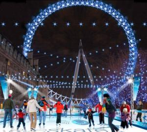 Step by Step Guide to Go for Ice Skating in London