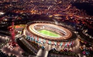 The Olympic Stadium Stratford London UK | stepbystep.com