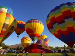 Hot Air Balloons in London Step by Step How to Guide