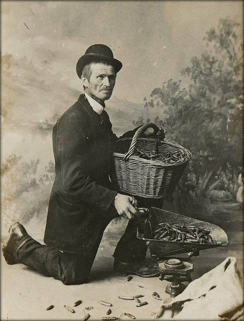 The Peapod Man | Flickr - Photo Sharing!