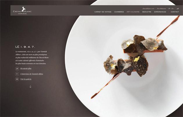 LVMH Cheval Blanc   UZIK   Agence de communication interactive