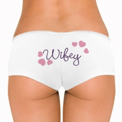 Undies Designs - Customized Girl